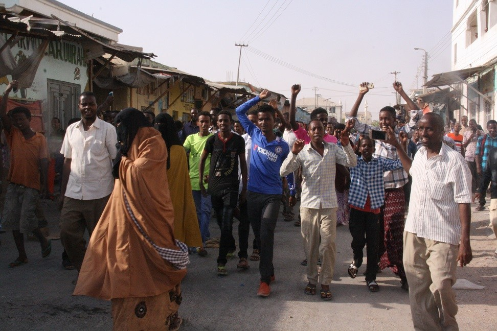 Somalia: Violent Protests In Bosaso lead Maritime Security